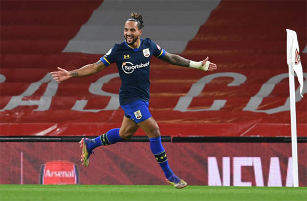 5 điểm nhấn Arsenal 1-1 Southampton: