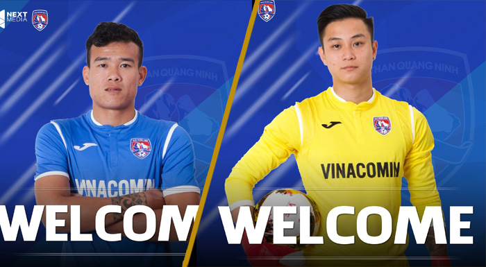 Tái thiết lực lượng, Than Quảng Ninh đôn 7 cầu thủ trẻ, tậu về 2 tân binh - Bóng Đá