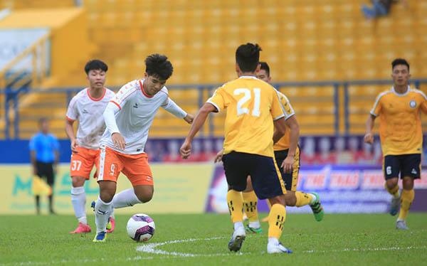 SHB Đà Nẵng, B.Bình Dương thắng sít sao ở lượt trận thứ 3 Cúp Thiên Long - Bóng Đá