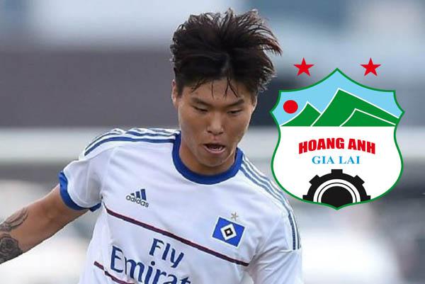 Nâng cấp hàng thủ, HAGL chiêu mộ đồng môn của Son Heung-min - Bóng Đá