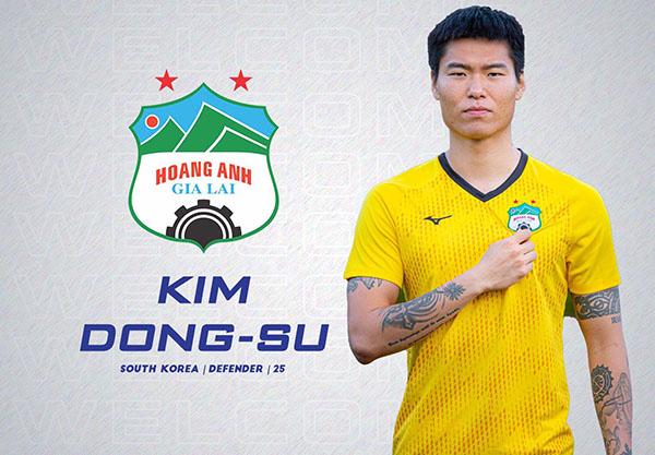CHÍNH THỨC: HAGL chiêu mộ đồng môn Son Heung-min, hoàn thiện hàng phòng ngự - Bóng Đá