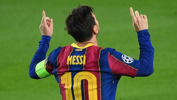 Ronaldo gọi, Messi tiếp tục trả lời, san bằng kỷ lục ghi bàn ở các giải VĐQG châu Âu - Bóng Đá