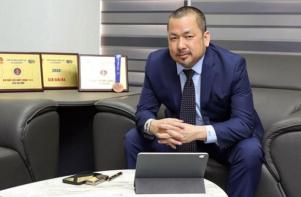 Chủ tịch Sài Gòn FC: