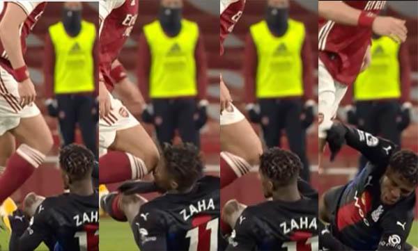 David Luiz cục súc,