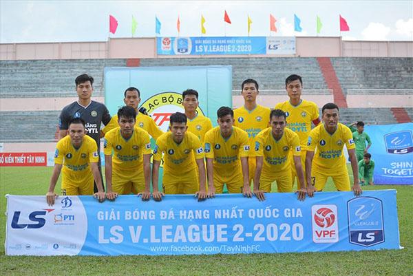 CLB Tây Ninh xin rút lui khỏi sân chơi Hạng Nhất sau 15 năm - Bóng Đá