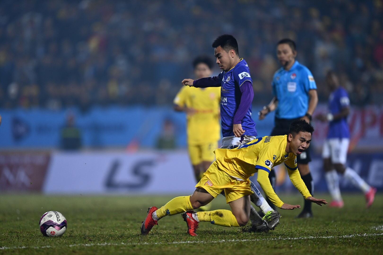 Kết quả Nam Định vs Hà Nội - Bóng Đá
