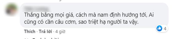 CĐV lên án pha triệt hạ của cầu thủ Nam Định với Hùng Dũng - Bóng Đá