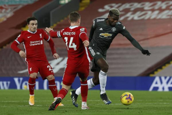 Man Utd chia điểm với Liverpool: Phải chăng Solskjaer đã quá cầu toàn? - Bóng Đá