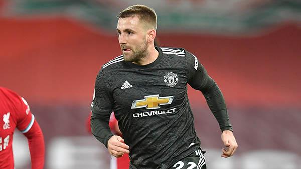 Luke Shaw tiết lộ không khí phòng thay đồ Man Utd sau trận hòa Liverpool - Bóng Đá