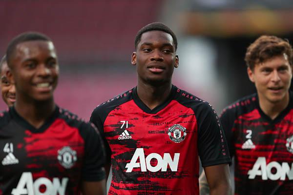 Man Utd bật đèn xanh, sao mai 18 tuổi sắp rời Old Trafford - Bóng Đá
