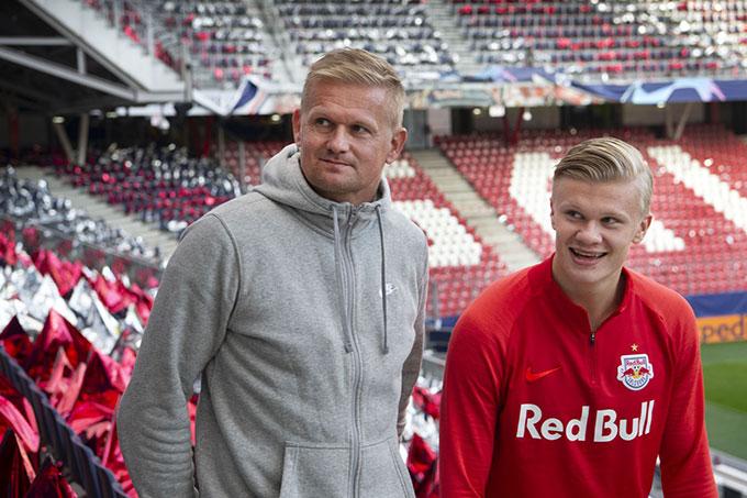 Cha của Erling Haaland nói thẳng 1 sự thật về Man Utd - Bóng Đá