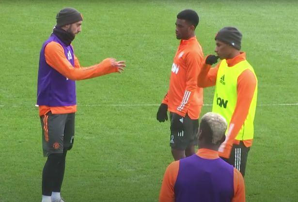 Vừa đến Man Utd, Diallo đã được Bruno
