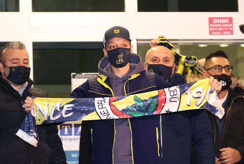 Vừa rời Arsenal, Ozil được chuyên gia định sẵn kết cục - Bóng Đá