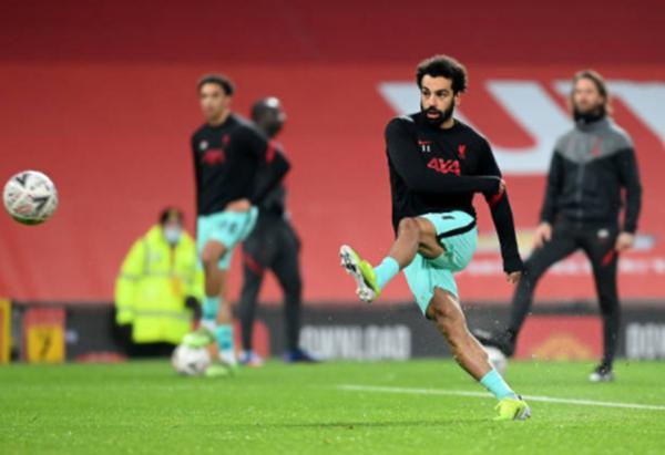 TRỰC TIẾP Man Utd vs Liverpool: De Beek sát cánh cùng Pogba - Bóng Đá