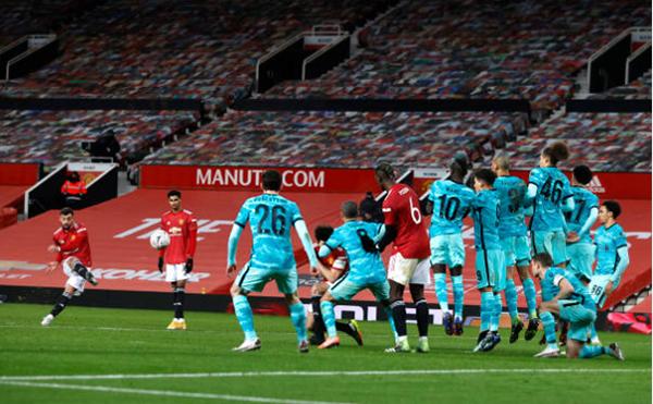 TRỰC TIẾP Man Utd 3-2 Liverpool (Hiệp 2): Bruno tạo siêu phẩm - Bóng Đá