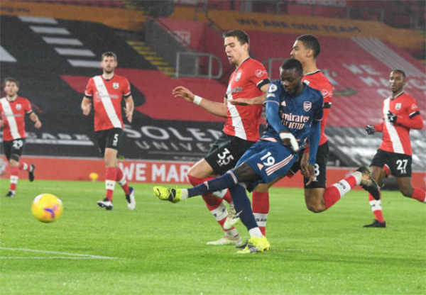 Ferdinand chỉ ra cái tên Arsenal nổi bật ở trận thắng Southampton - Bóng Đá