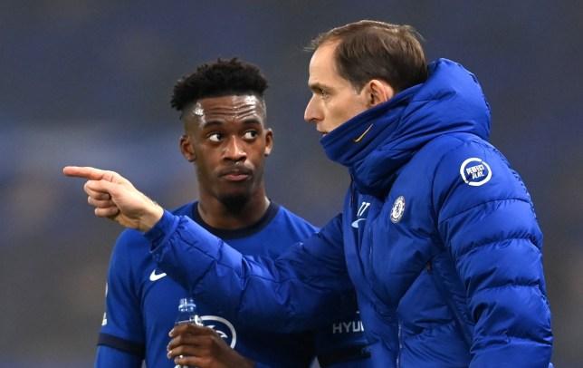 Hudson-Odoi hé lộ cuộc hội thoại với Tuchel trước trận gặp Wolves - Bóng Đá