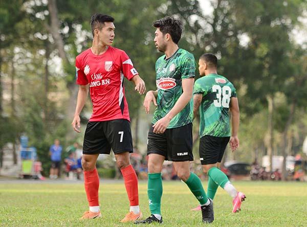 Lee Nguyễn phô diễn kỹ thuật, giúp CLB TP.HCM thắng đậm Long An - Bóng Đá