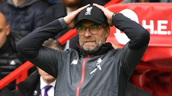 5 điểm nhấn Liverpool 0-1 Brighton: Klopp hết