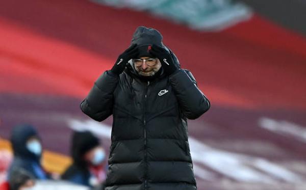 3 quyết định sai lầm của Jurgen Klopp trong trận thua Man City - Bóng Đá