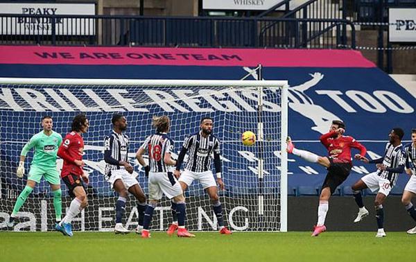 Hòa West Brom, Man Utd vẫn có 1 nhân tố tạo ra điểm nhấn - Bóng Đá