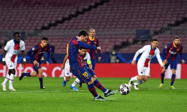 Sau trận Barcelona vs PSG - Bóng Đá