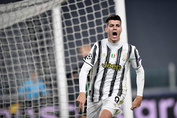 Đội hình Juventus đấu Porto: Cặp song sát trứ danh lĩnh xướng hàng công - Bóng Đá