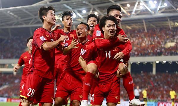 AFC công bố lịch thi đấu của ĐT Việt Nam tại VL World Cup 2022 - Bóng Đá