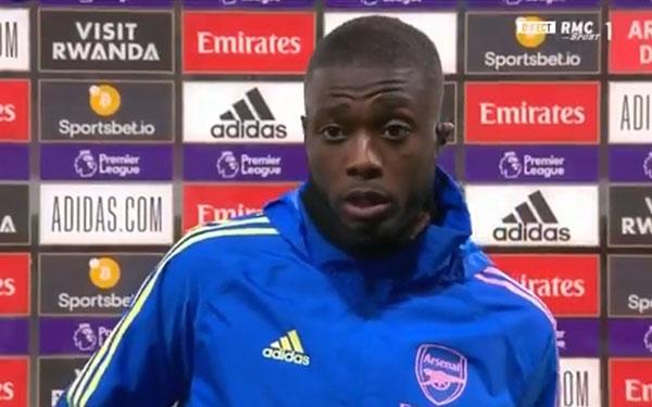 Pepe chỉ ra nguyên nhân chính khiến Arsenal ngã ngựa trước Man City - Bóng Đá