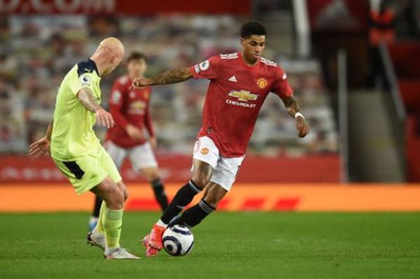 7 con số thống kê ấn tượng của Rashford trong trận thắng Newcastle - Bóng Đá