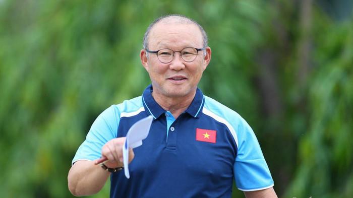 Thầy Park phản ứng ra sao trước tin đồn được LĐBĐ Hàn Quốc liên hệ - Bóng Đá