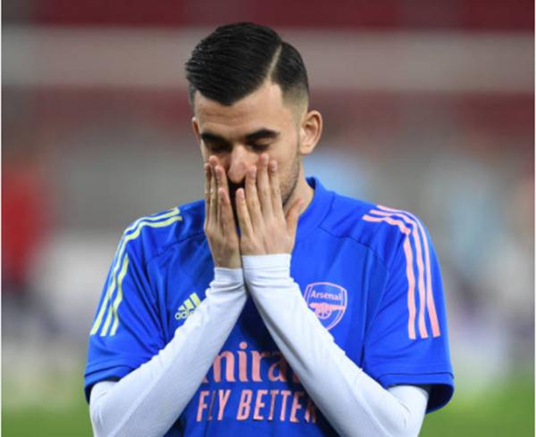 Phạm sai lầm, Ceballos nhận lỗi và cảm ơn 1 đồng đội ở Arsenal - Bóng Đá