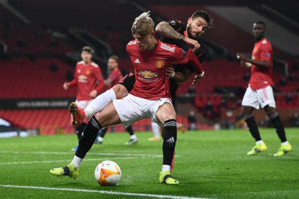 3 quyết định thiếu hợp lý của Solskjaer ở trận tái đấu Sociedad - Bóng Đá