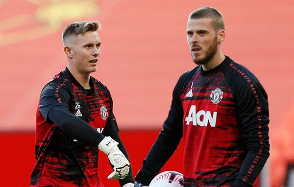 Most Man United fans think Dean Henderson should start over David de Gea - Bóng Đá