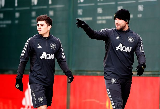 Daniel James says Manchester United teammate deserves to beat him to award - Bóng Đá