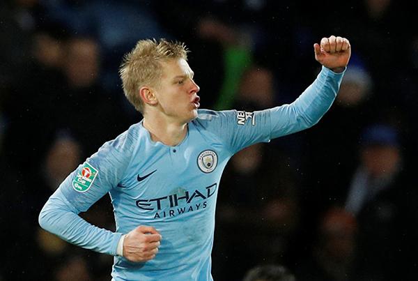 Đội hình Man City đấu Monchengladbach: Máy quét xuất trận? - Bóng Đá