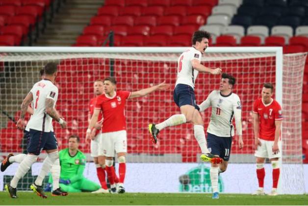 Maguire tung đòn kết liễu, Tam Sự hạ gục Đại bàng trắng tại Wembley - Bóng Đá