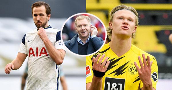 Haaland hay Kane, Scholes đã chọn ra cái tên Man Utd nên chiêu mộ - Bóng Đá