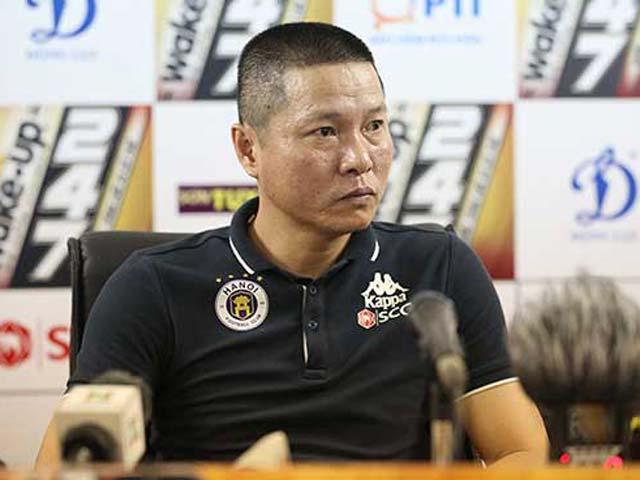 HLV Chu Đình Nghiêm nói gì sau khi rời ghế nóng CLB Hà Nội - Bóng Đá