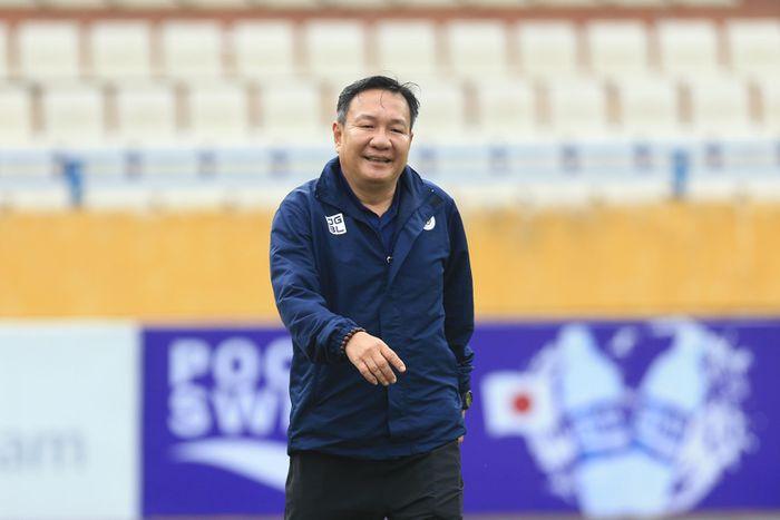 Tân HLV CLB Hà Nội muốn cùng đội đua chức vô địch V-League 2021 - Bóng Đá