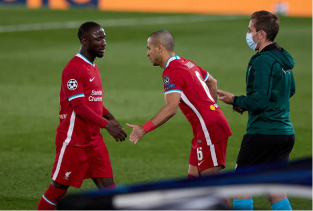 Jurgen  Klopp lý giải việc thay Naby Keita quá sớm trong trận gặp Real - Bóng Đá