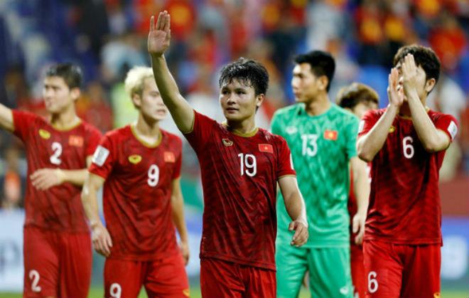 Không đá trận nào, ĐT Việt Nam vẫn thăng tiến trên BXH FIFA tháng 4/2021 - Bóng Đá