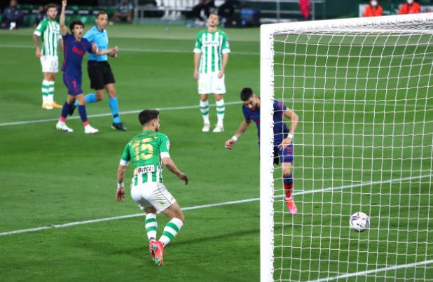 Đánh rơi chiến thắng, Atletico Madrid lỡ cơ hội bứt tốp với Real và Barca - Bóng Đá