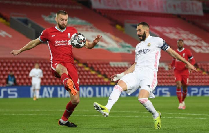 Liverpool bật bãi khỏi Champions League, Milner vẫn ca ngợi 1 cái tên - Bóng Đá