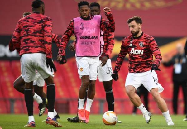 TRỰC TIẾP Man Utd vs Granada: Solskjaer thực hiện 5 sự thay đổi - Bóng Đá