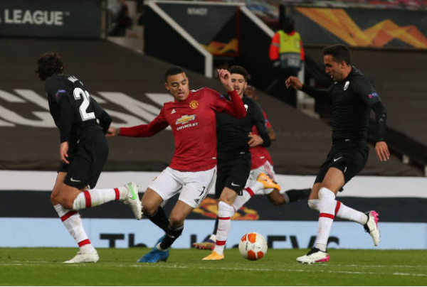 5 điểm nhấn Man Utd 2-0 Granada: El Matador tiếp mạch thăng hoa - Bóng Đá