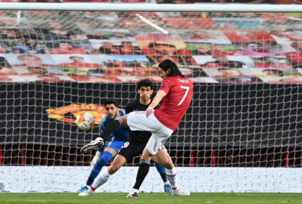 TRỰC TIẾP Man Utd 1-0 Granada (H1): Cavani mở điểm cho chủ nhà - Bóng Đá