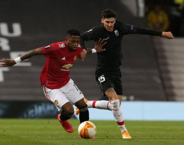 TRỰC TIẾP Man Utd 1-0 Granada (H2): Đội khách dâng cao đội hình - Bóng Đá