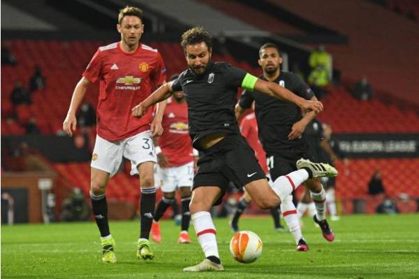 TRỰC TIẾP Man Utd 1-0 Granada (H2): Hai đội thi đấu giằng co - Bóng Đá