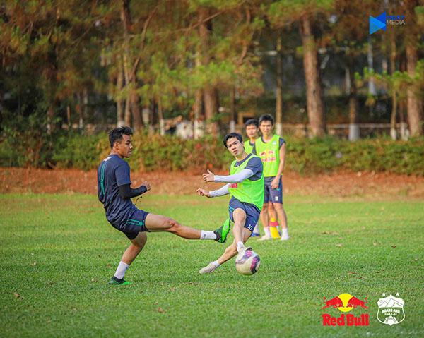 HAGL tự tin, chuẩn bị chu đáo cho trận tiếp đón CLB Hà Nội - Bóng Đá